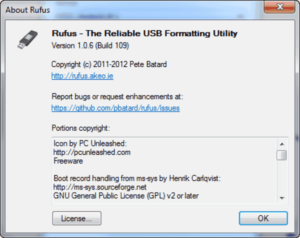 Installing windows os in pendrive