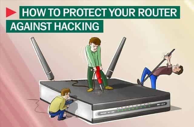 Tips to Protect Your WiFi Router From Hacking
