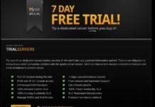 Free Dedicated Server