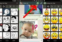 Add Handwriting, Text and Photo Stickers on WhatsApp