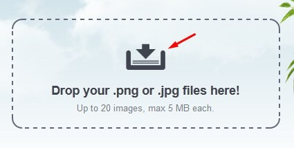 How to reduce image size with TinyPNG