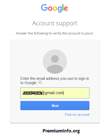 How To Recover Gmail Password With and Without Recovery Information
