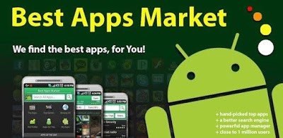 5 Alternative App Store App For Android to Google Play Store- Download Paid App Free