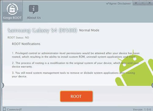 How to Root All Android Mobile with KingoApp [Jellybean