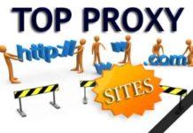 Free Proxy Servers