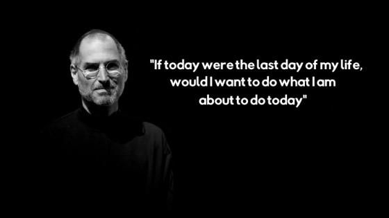 10 Inspiring Quotes From Steve Jobs to Restore the spirit of You