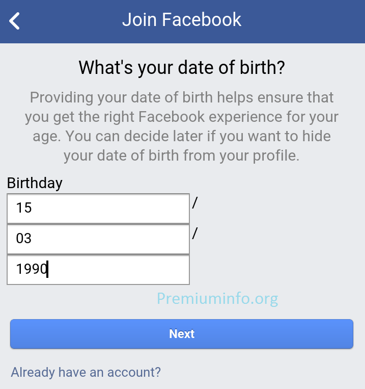Trick to Make Unlimited Fake Facebook Accounts Without Mobile