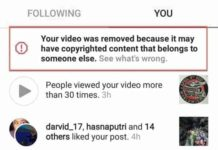 How to Use Copyright Affected Videos in Instagram