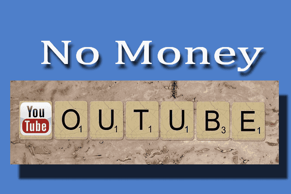 YouTube Videos Not Making More Money