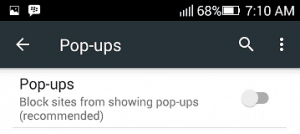 How to Remove Popup Ads on Android, Forever!