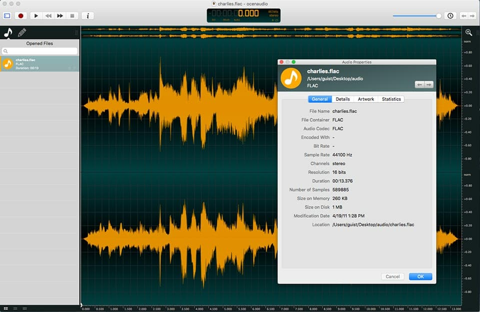 Best 5 Free Audio Editing software For PC - 2017