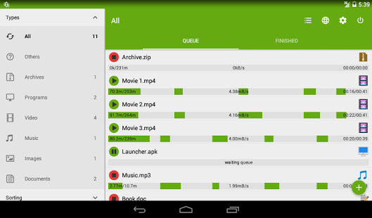 Advance Download Manager