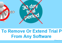 extend trial period software