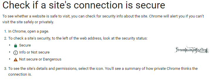 How To Check Security Of a Website is Safe Or Not