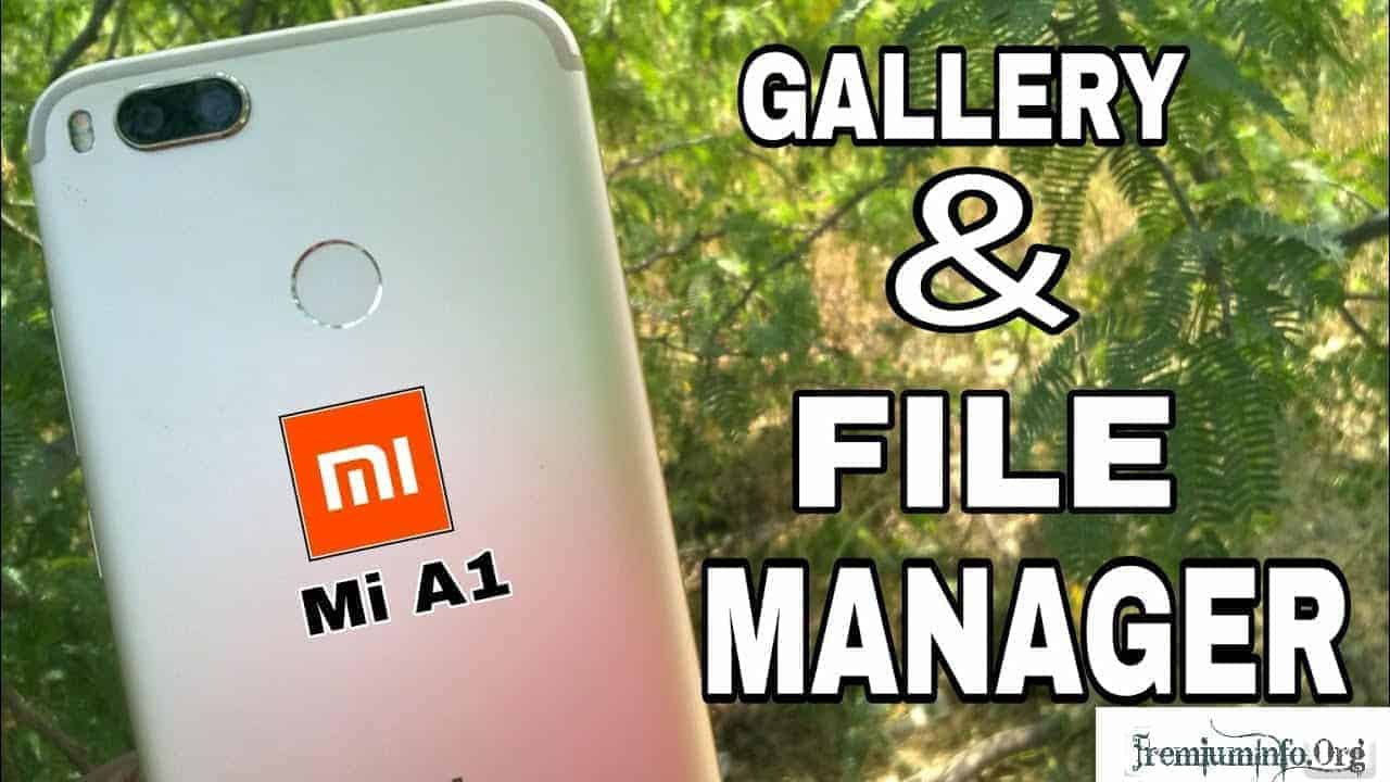 file manager xiaomi