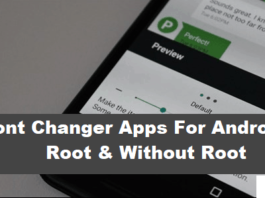 best font chnager app for android