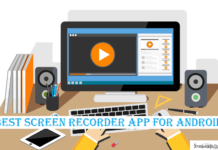 Best Screen Recorder App For Android