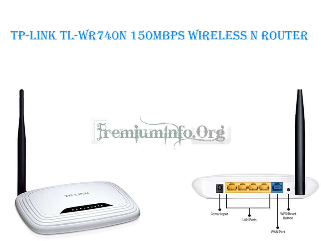 TP-LINK TL-WR740N 150Mbps best wifi Router
