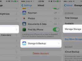 restore iCloud Backupto iOS