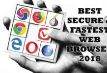 Secure Web Browser
