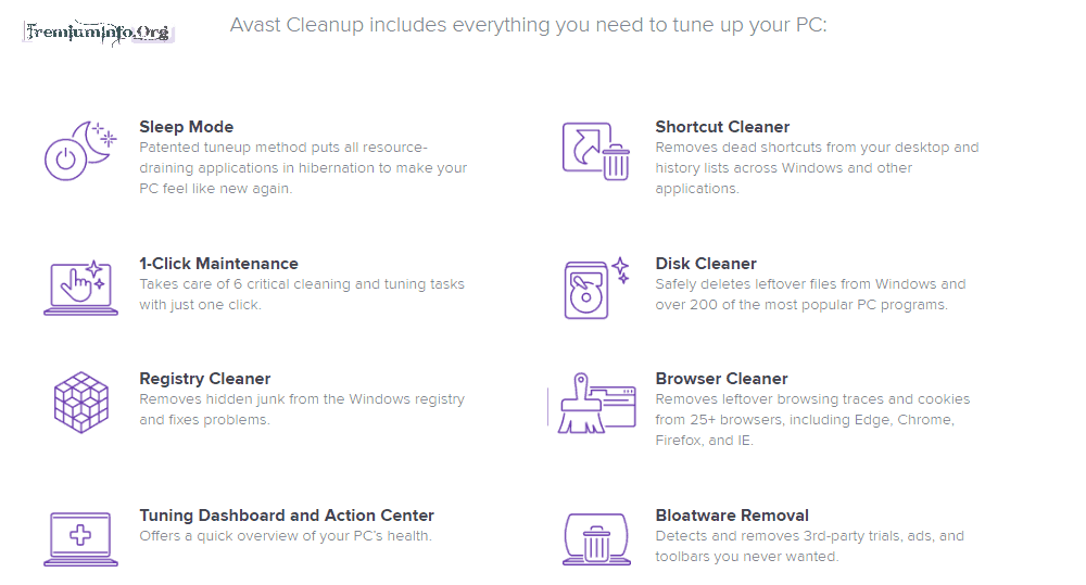 avast tune up review