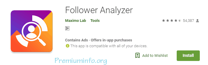 Followers analyser Review