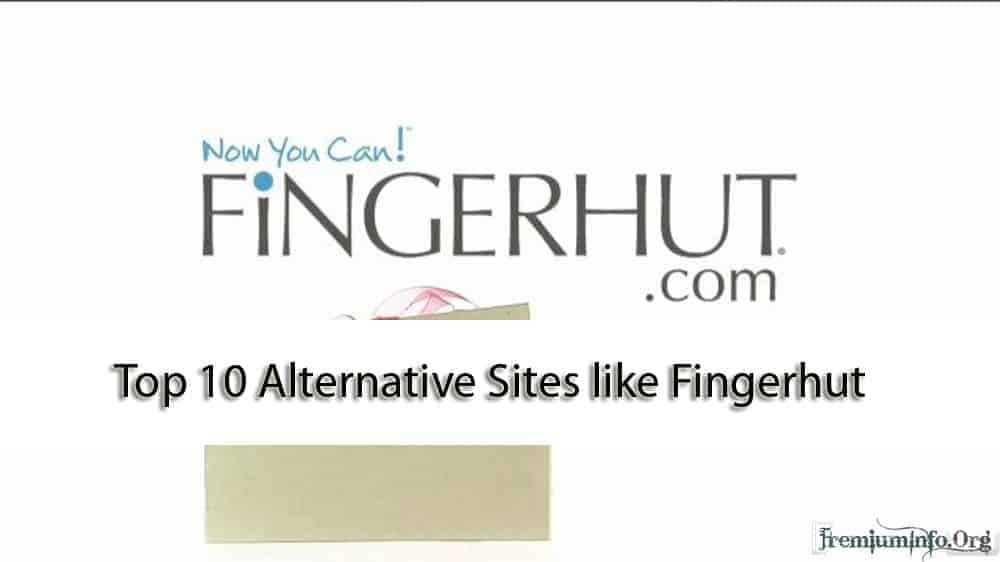 Alternative sites like Fingerhut