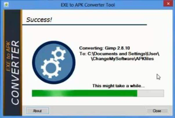 apk to exe converter software for pc