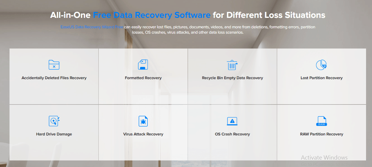 EaseUS Data Recovery Wizard Review for Windows - PremiumInfo