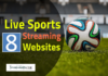 Free sports streaming websites