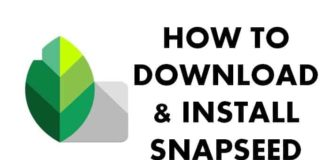 How to download and install Snapseed on PC