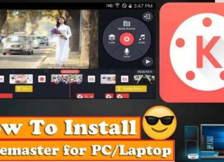How to download & install kinemaster on PC