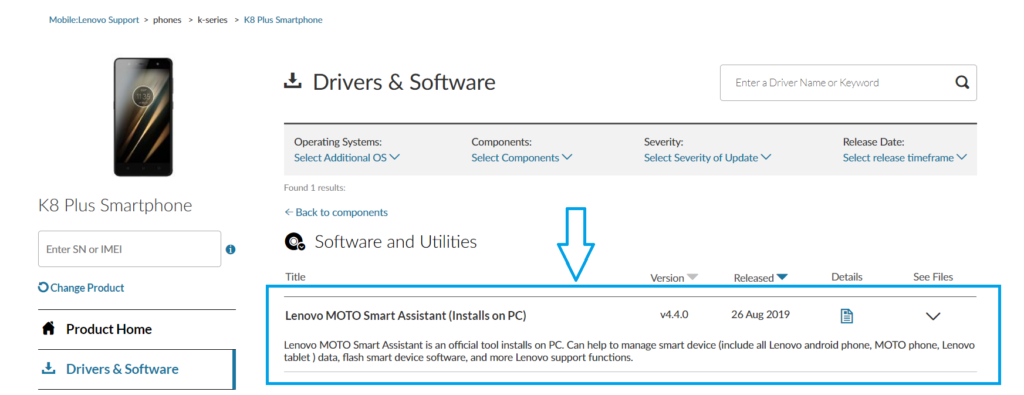Lenovo pc suite download