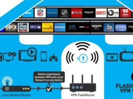 VPN Live Streaming