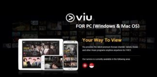 Download & Install VIU on PC