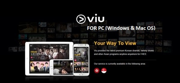Download & Install Viu App on PC (Windows & Mac) - PremiumInfo