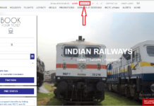 Register IRCTC Account