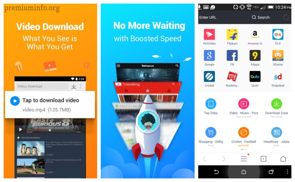 Best Browser For Android 2019 Top 10 Best Fastest Android Browser 2019   PremiumInfo