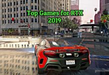 top pc games for rtx