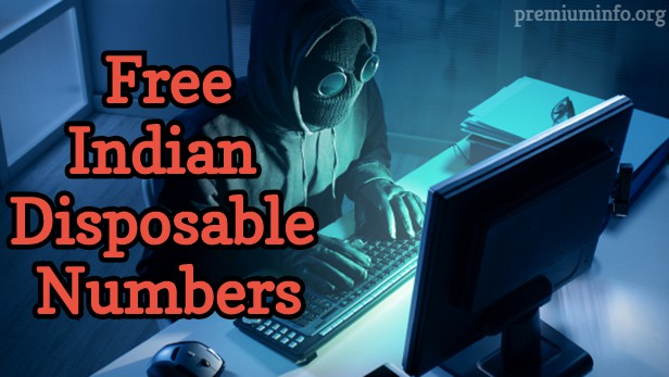Bypass OTP with Real Working Indian Disposable Phone Numbers
