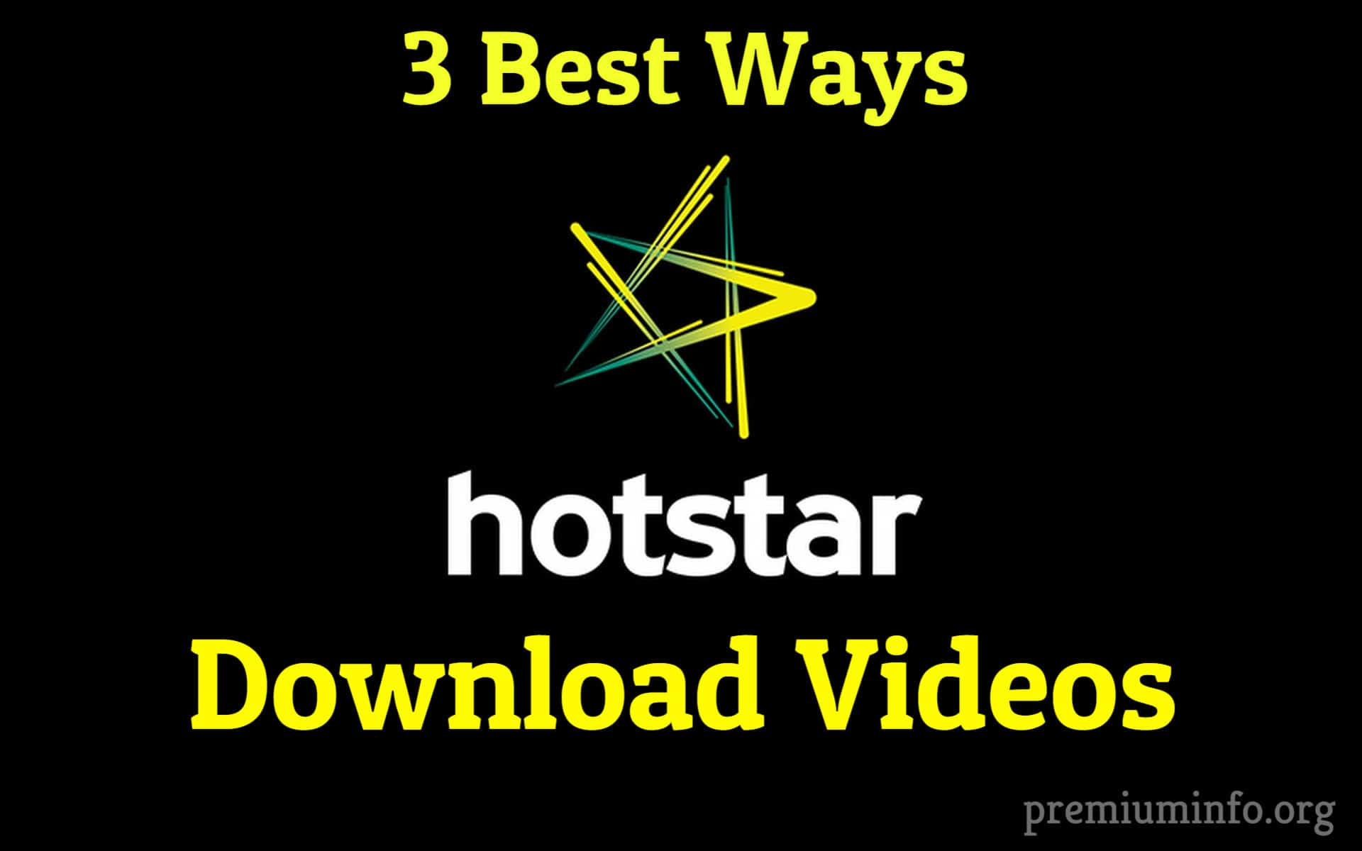 download hotstar app for pc free