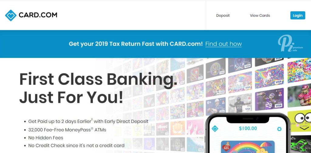 Card.com – US Only Free VCC