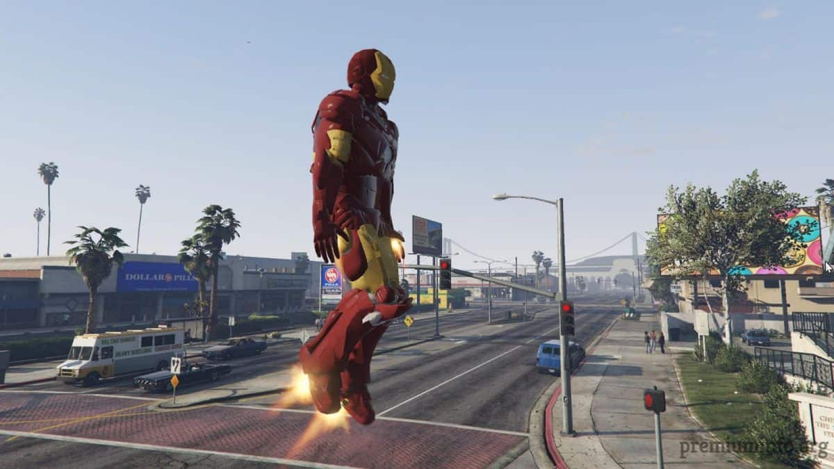 Top 10 Best Superhero Mods for GTA 5 Mod Showcase - PremiumInfo