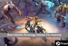 best mobile strategy games