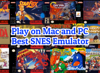 Play Nintendo Games on Mac and PC | Best SNES Emulator | Free Download
