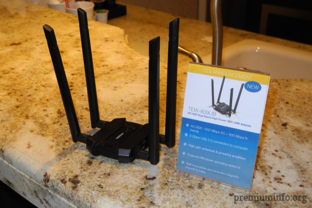 trendnet wireless adapter