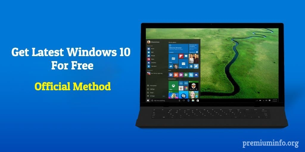 Get Latest Windows 10 For Free in 2019 | Easy Official