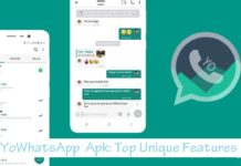 YoWhatsapp unique features