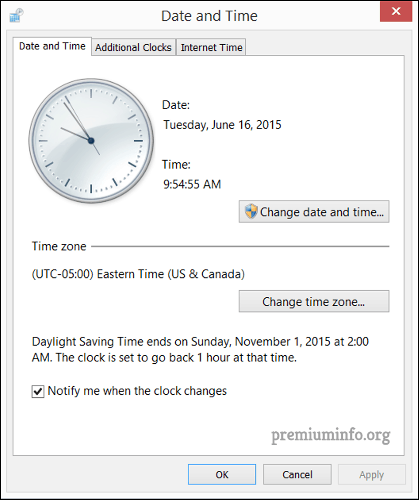 clock trick to get free windows 10