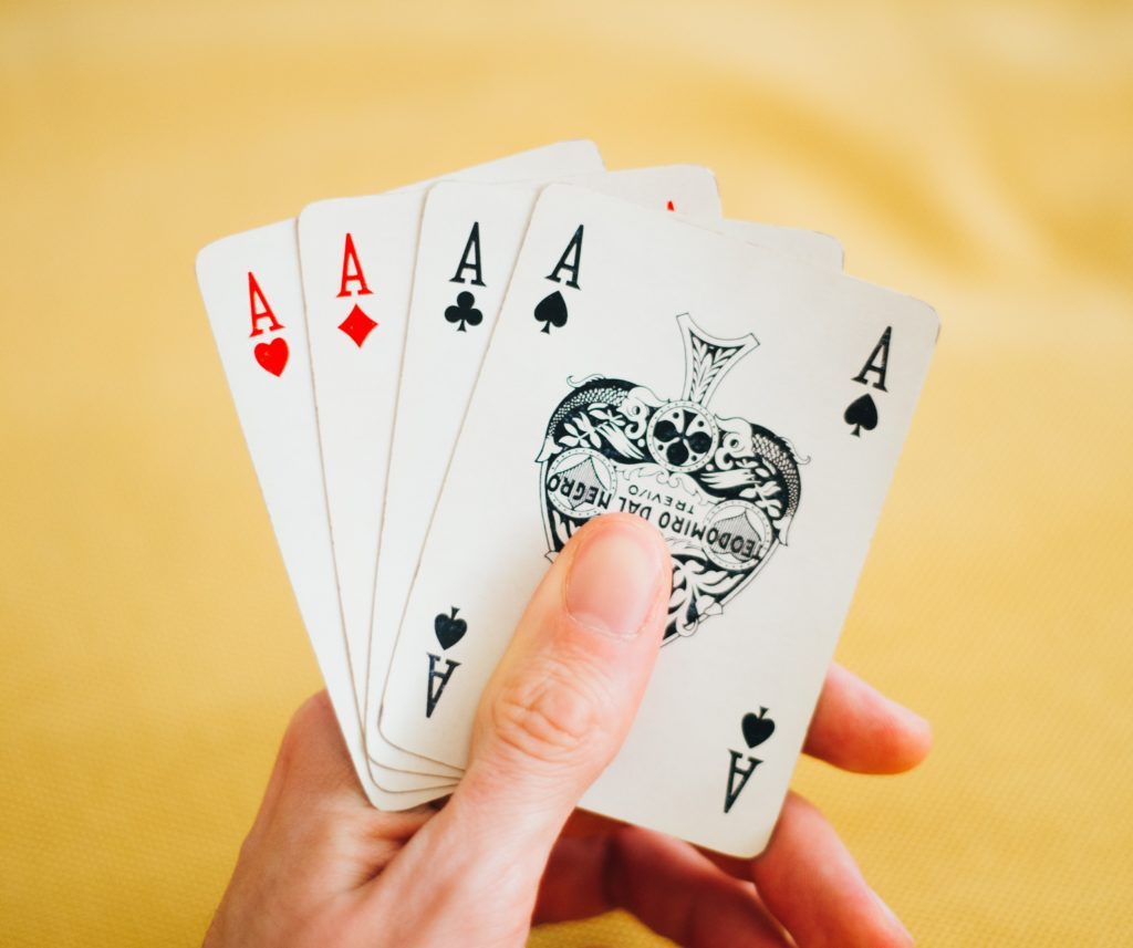 ace card game cards